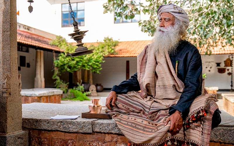 Quotes Inspirational - Devotion, Sadhguru says, means to keep all the doors and windows open, so that one is always available to grace.