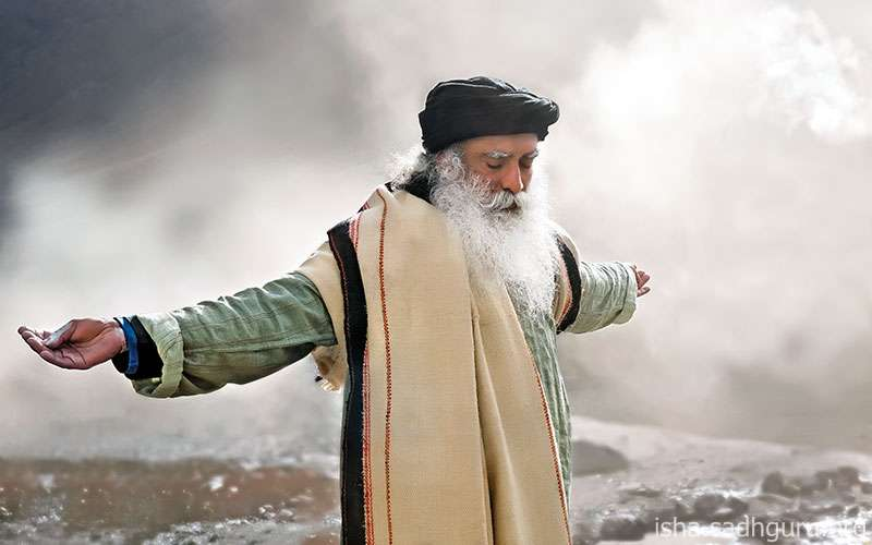 Quotes inspirational - Sadhguru sheds light on the conflict within a human being between the compulsions and limitations of body, mind and emotions, and the longing to go beyond.