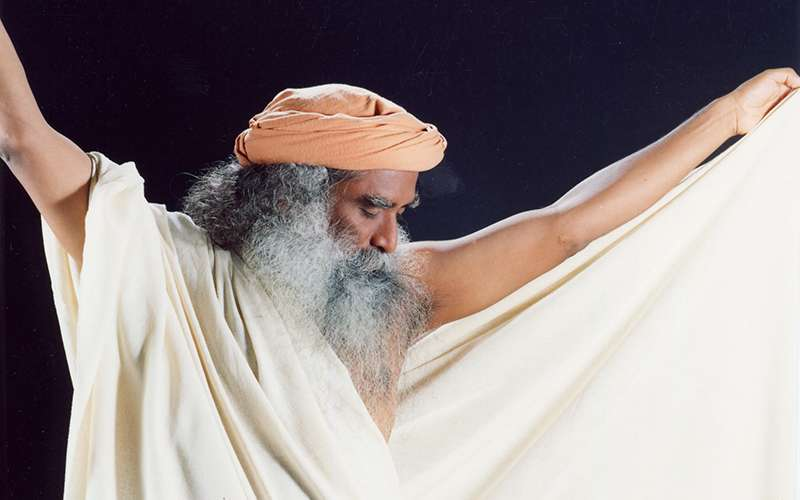 Quotes Inspirational -  Sadhguru explains that by strengthening our personalities, we also cause our energies to become more rigid.