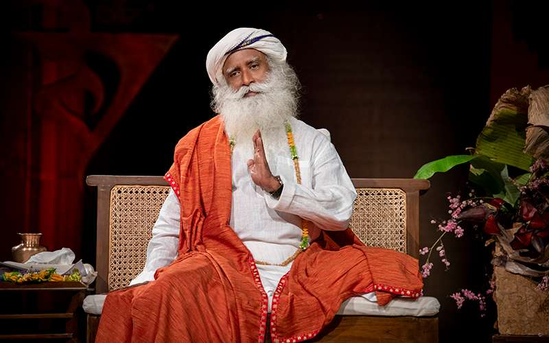 Quotes Inspirational - Sadhguru looks at how rather than imposing something, discipline works best if it is brought in as a culture in the family.