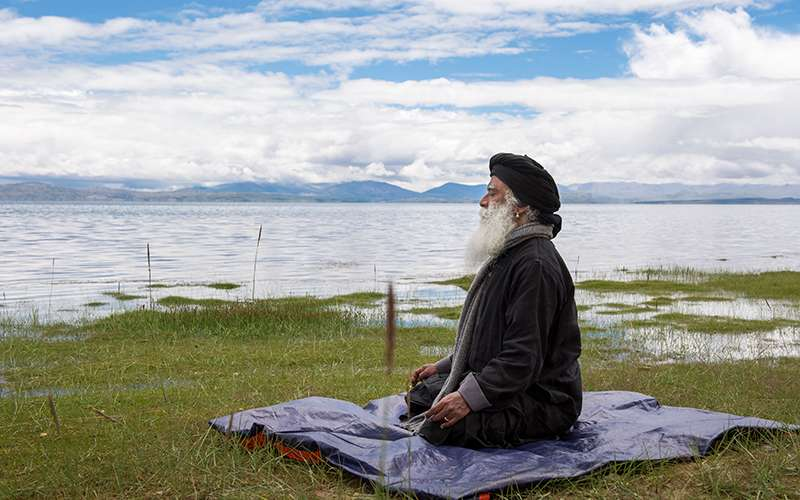 Quotes Inspirational - Sadhguru introduces us to the only way to experience sustainable inner wellbeing.