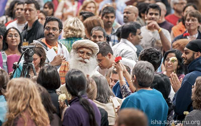 quotes meaningful - Sadhguru & people