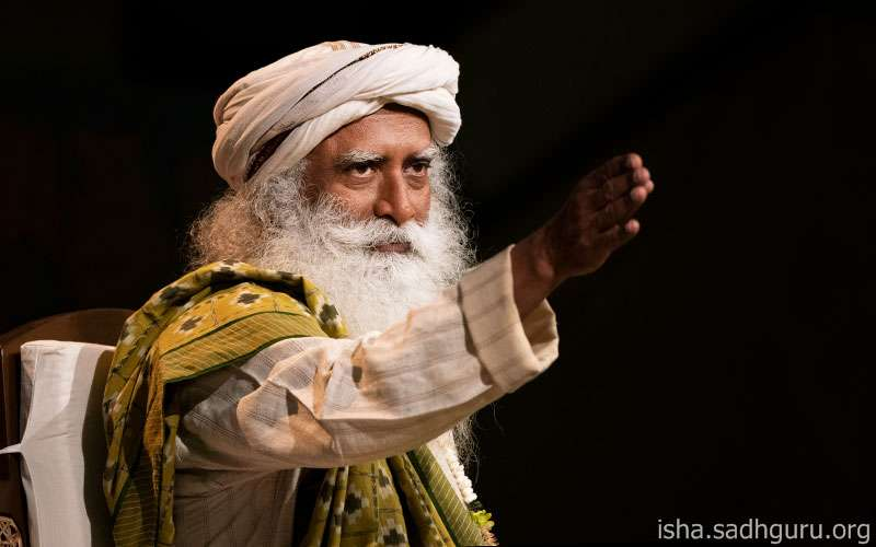 Quotes about life - Sadhguru addresses a very common issue for spiritual seekers – confusion on the spiritual path.