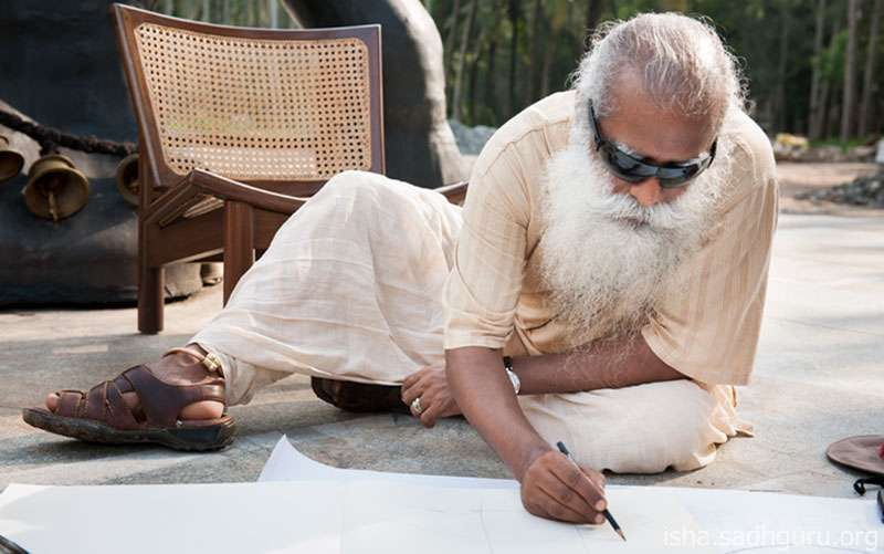 Quotes about life - Sadhguru  looks at the shift we need to engineer within ourselves in order to get rid of stress.
