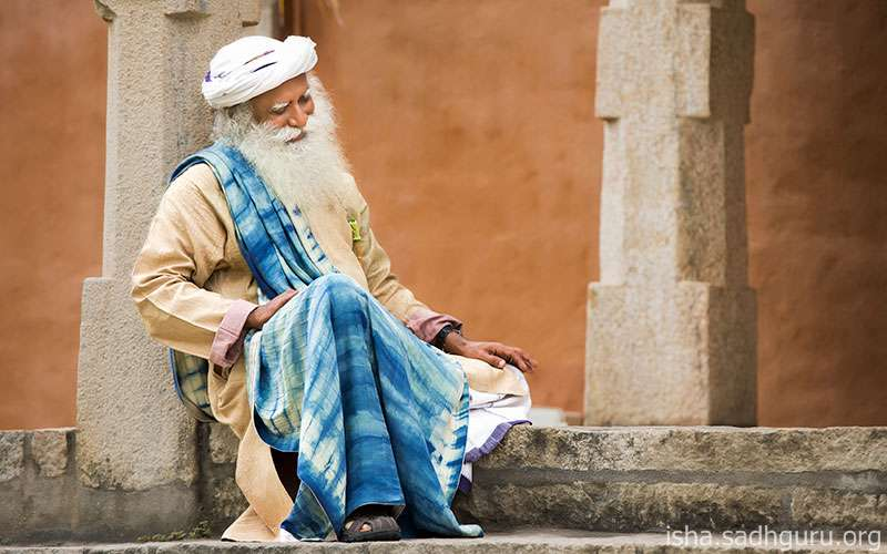 """Quotes inspirational - Sadhguru looks at how we can take charge of how we experience our life and """"Inner Engineer"""" ourselves."""