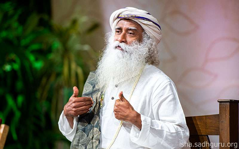 Quotes inspirational - Sadhguru tells us how to go about handling difficult situations in our lives.