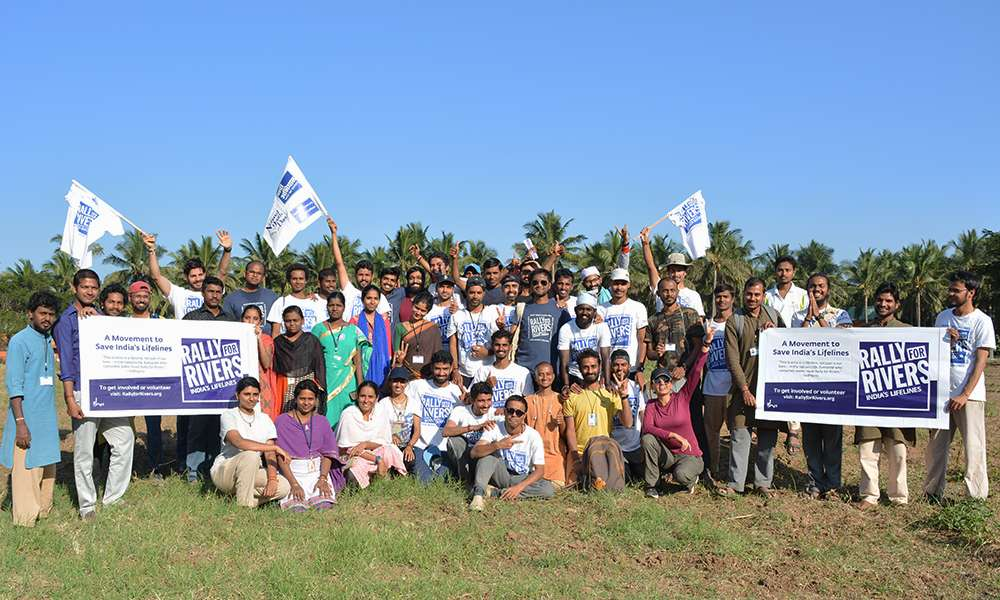 Work and Play in Equal Measure - Rally for Rivers in January 2019