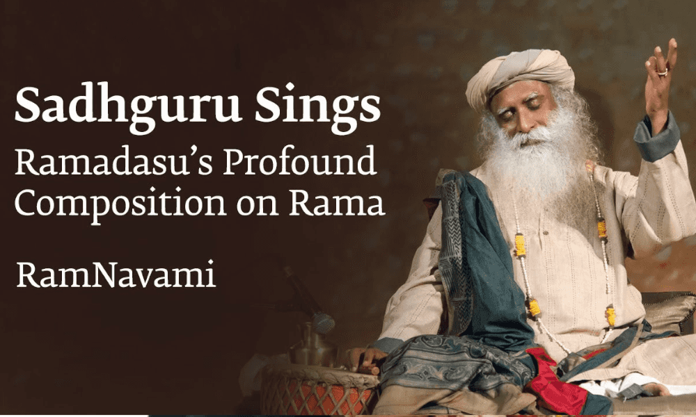 rama-navami-sadhguru-sings-ramadasu-profound-composition-on-rama