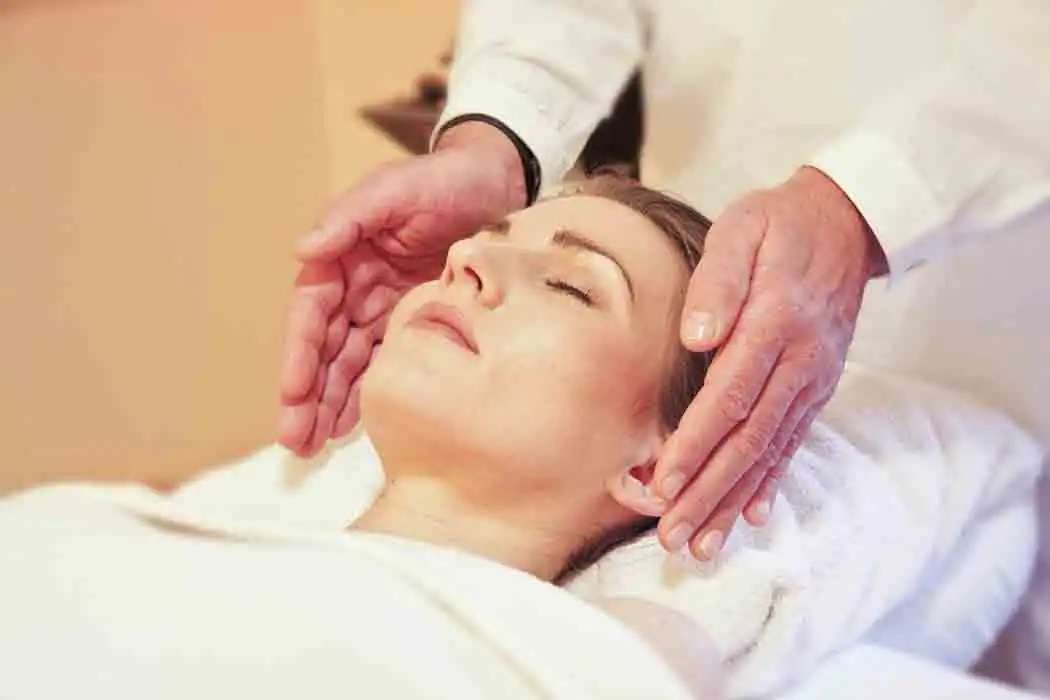 reiki means in hindi