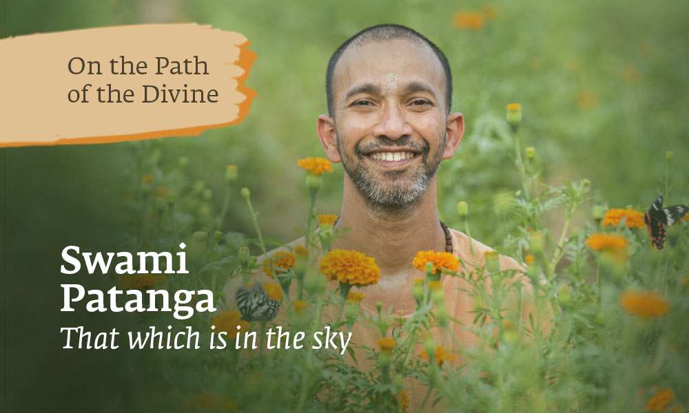 Isha Blog Article | On the Path of the Divine - Swami Patanga