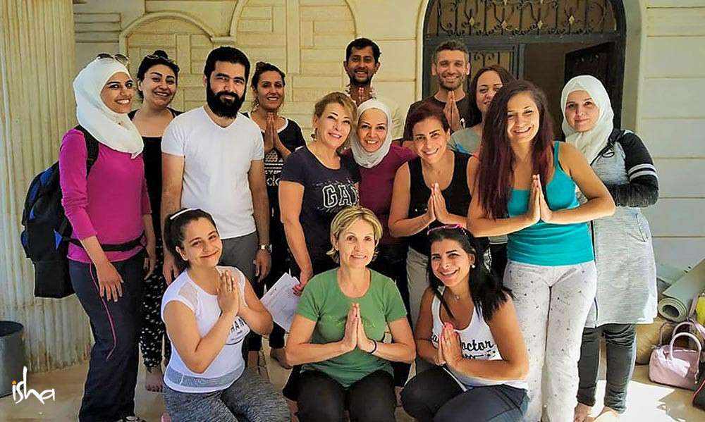 Isha Blog Article | Syria, Raj Kapoor and Hatha Yoga