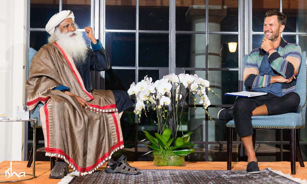 Sadhguru in Conversation with Blake Mycoskie