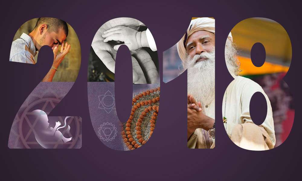 Sadhguru's Most Popular Blogs in 2018