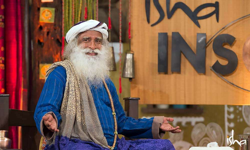 25 Sadhguru Quotes on Leadership, Business & Success