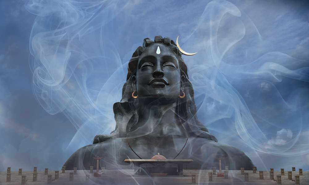 Adiyogi 112 ft Statue, Isha Yoga Center, Coimbatore | Did Shiva Smoke Weed? Can Marijuana Lead to Enlightenment?