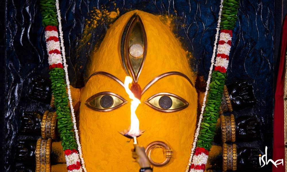 Decoding Devi's Third Eye
