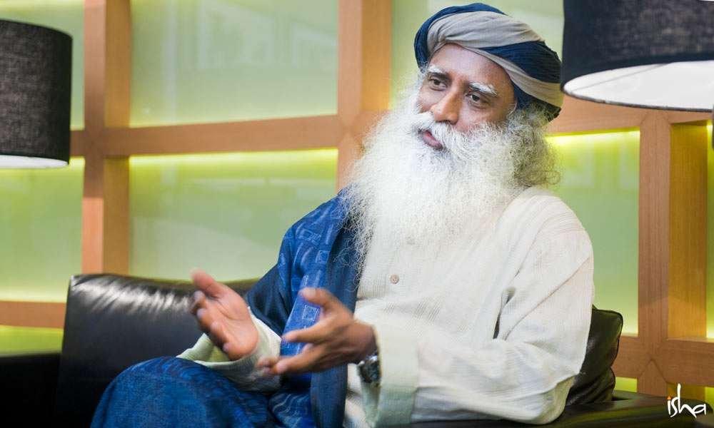 Sadhguru speaks in an interview | Sadhguru Clarifies His Stand on the Sterlite Issue