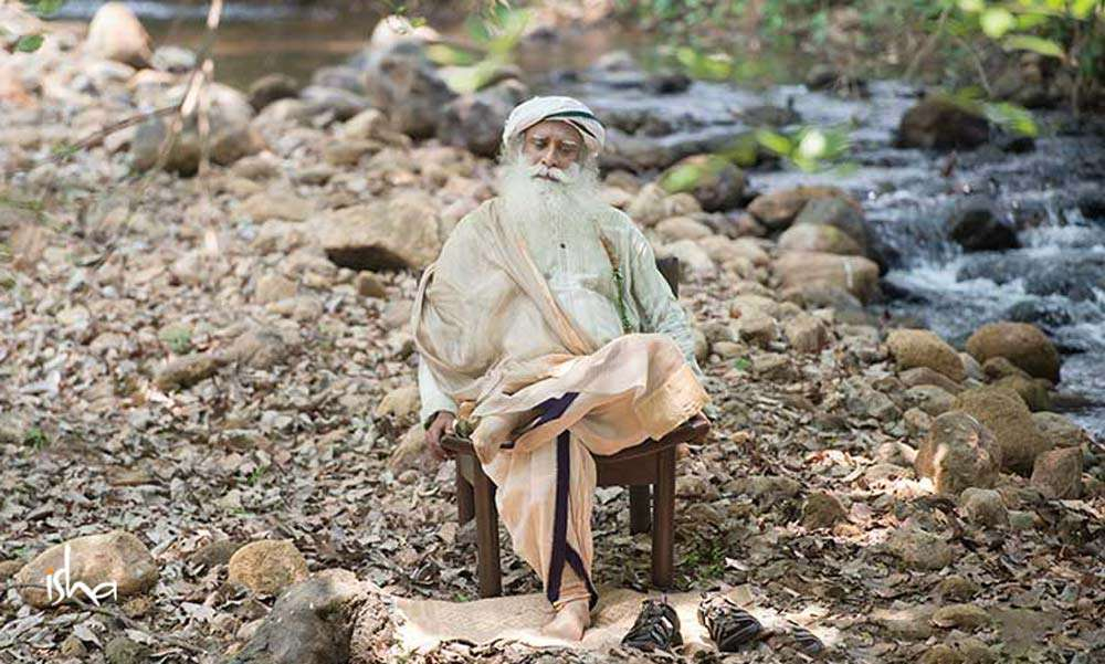 Sadhguru Wisdom Article | Drop All Your Conclusions About God
