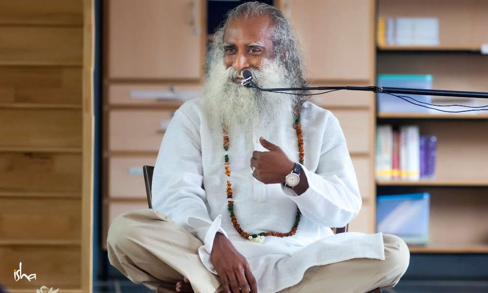 Sadhguru Wisdom Audio | How Not to Let Ugly Situations Mess You Up