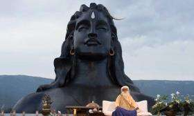 Adiyogi and Sadhguru on Guru Purnima