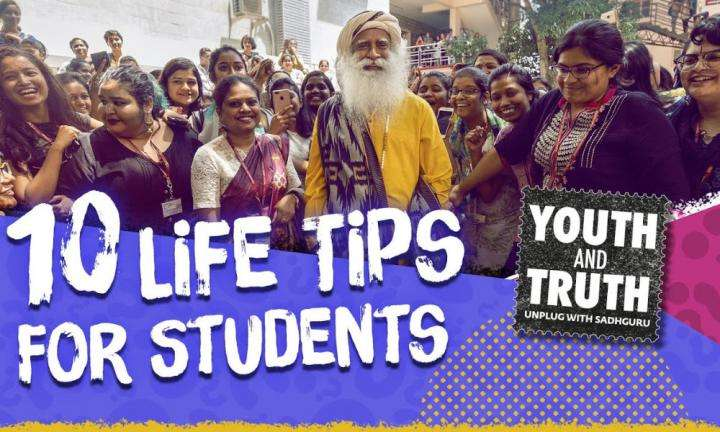Sadhguru Wisdom Video | Sadhguru Answers 10 Questions Every College Student Has