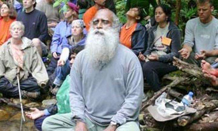 A Weeklong Sathsang with Sadhguru at the IIIS
