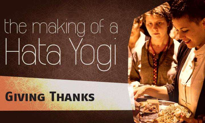 Making-of-Hata-Yogi-Giving-Thanks