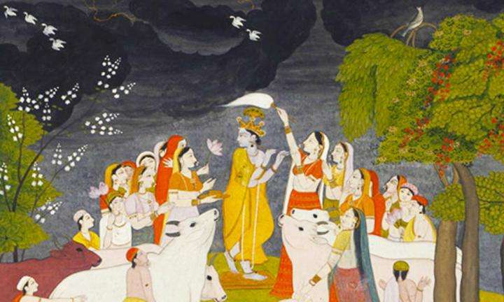 Even Krishna is Governed by the Laws of the Physical