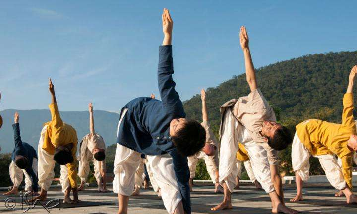 Sadhguru on the Sequence of the Asanas
