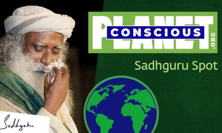 Conscious Planet – Three Billion for One Planet | Sadhguru Spot