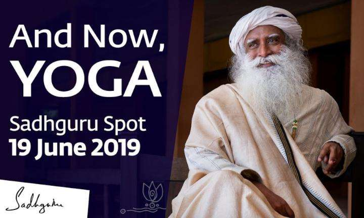 sadhguru wisdom video | sadhguru spot | and now yoga