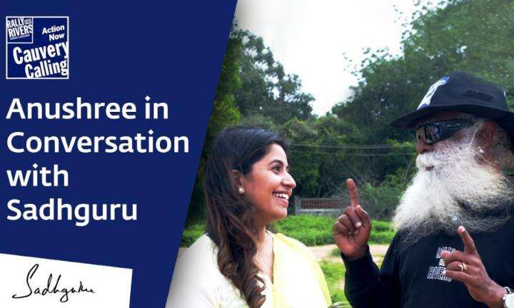 Sadhguru Wisdom Video | Actress Anushree in Conversation with Sadhguru [Full Talk]