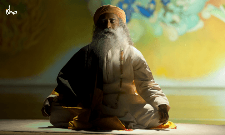 Sadhguru Wisdom Audio | What Is The Best Way To Stay Healthy? - PC Reddy In Conversation With Sadhguru