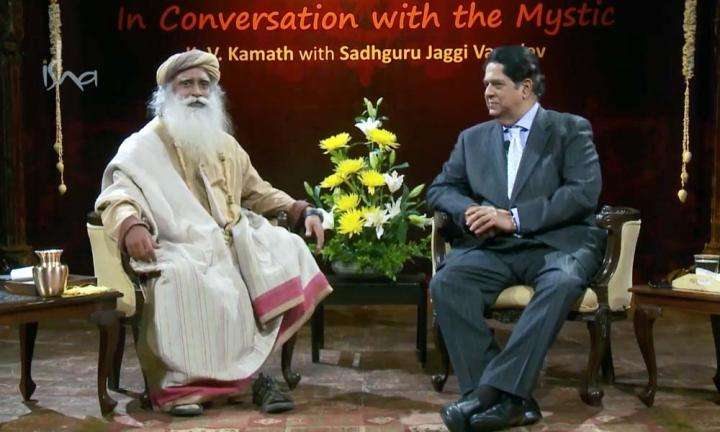 Business of Business - KV Kamath In Conversation with Sadhguru