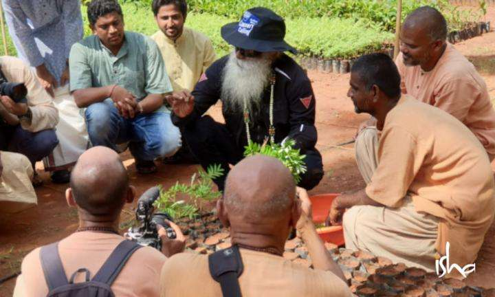 sadhguru wisdom article | Cauvery Calling – A Model for the Tropical World
