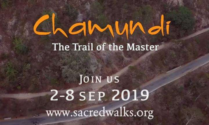 sadhguru wisdom video | chamundi – the trail of the master with sadhguru