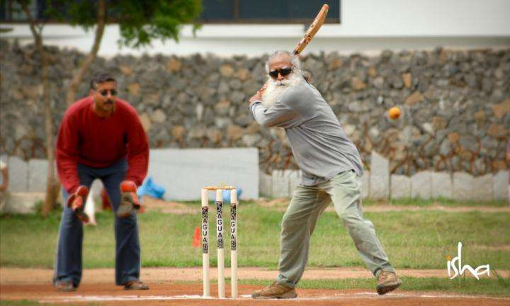 sadhguru wisdom article | cricket world cup : sadhgurus tips for players
