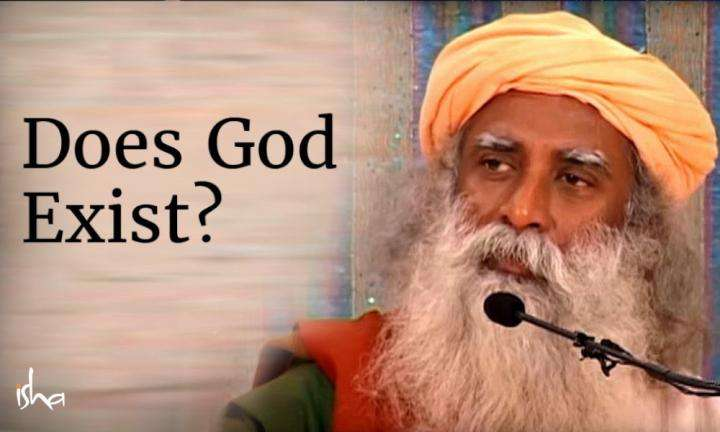 sadhguru wisdom audio | Does God Exist? - Sadhguru