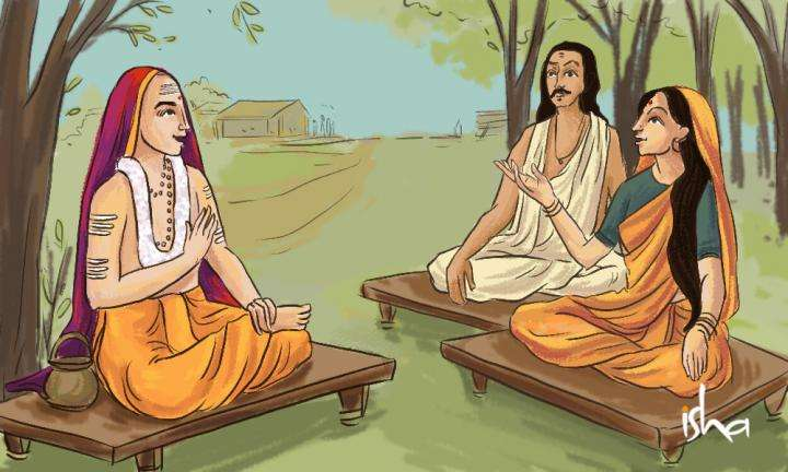 sadhguru wisdom article | how did adishankara entered a dead kings body
