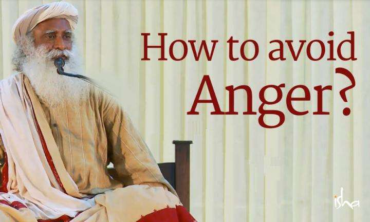 sadhguru wisdom audio | How to Control Anger - Sadhguru
