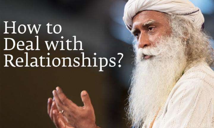 Sadhguru Wisdom Audio | How To Deal With Relationships - Sadhguru