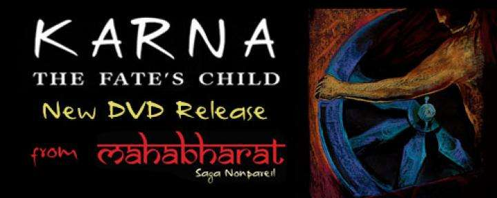Karna - The Fate's Child - DVD