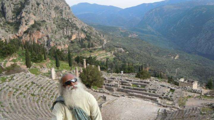 Delphi, Greece – A Temple Built by Yogis