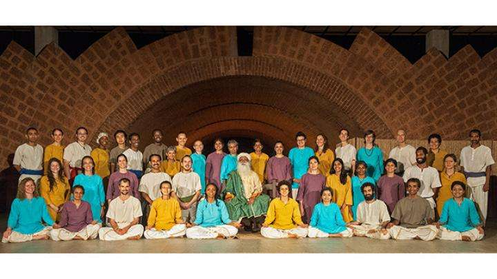 Isha Hata Yoga Teachers Training Program 2012
