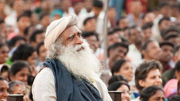 Sadhguru at the Makar Sankranti Festival January 2012