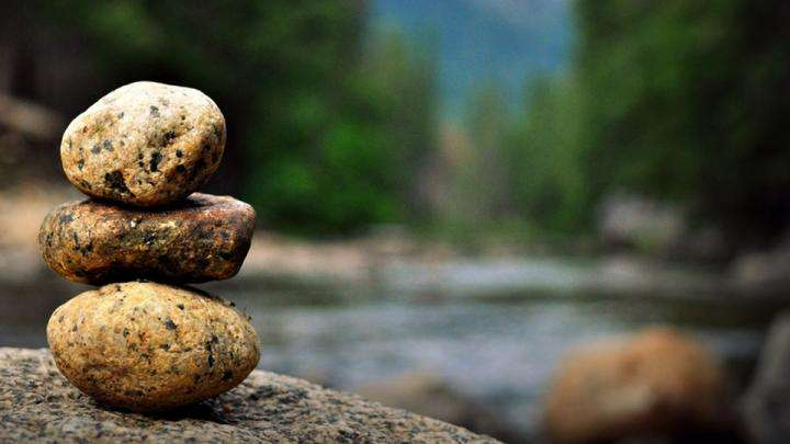 Stones in Yosemite - Lessons of Life - Three Things to Remember