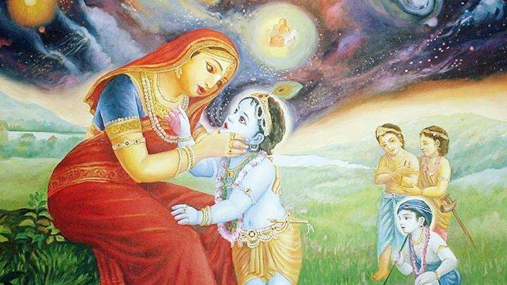 Yashoda - Krishna and the Women in His Life