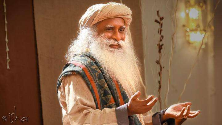 Sadhguru - Changing the Context of Your Life