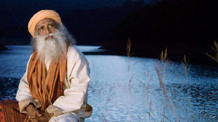 Sadhguru Spot - Misty Magic