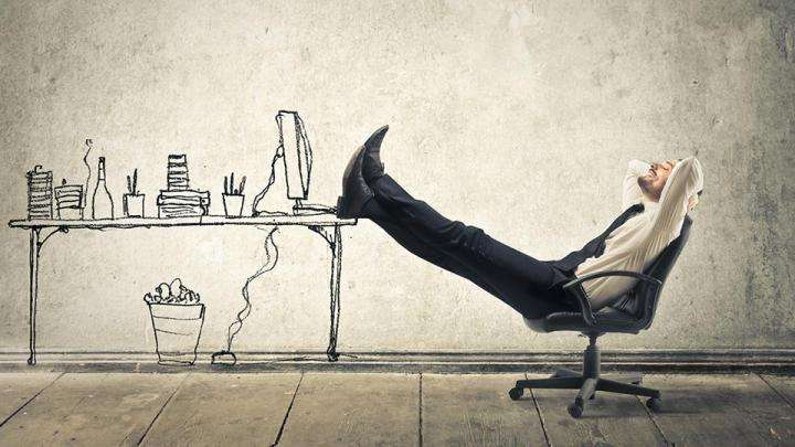 Businessman Relaxes - How you do What you do